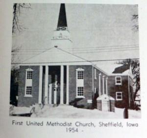 current church 1954